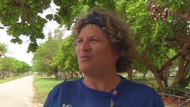 [MI] Spinal Cord Injury Patients Ride Hand Bikes at Crandon Beach Picnic