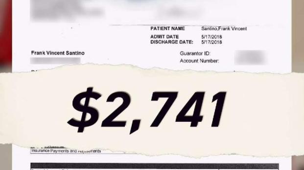 [MI] Davie Man Shocked By ER Prescription Bill