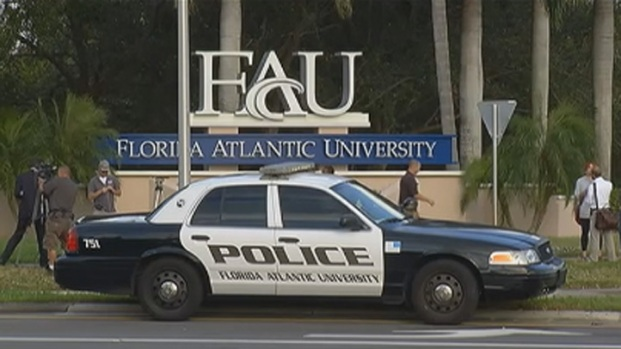 [MI] Florida Atlantic University Lockdown Is Lifted