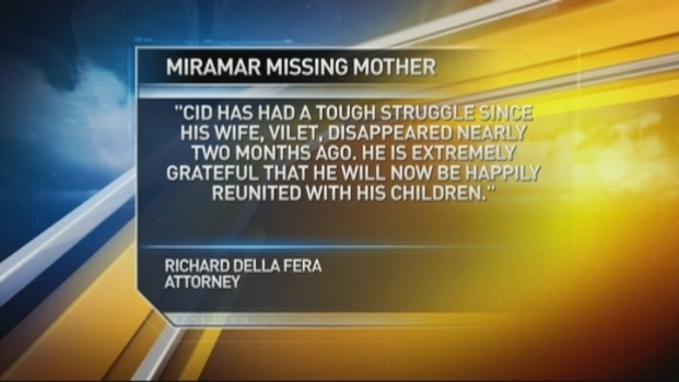 [MI] Husband of Missing Miramar Woman Gets Custody
