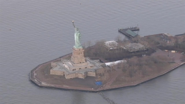 [NY] Statue of Liberty to Reopen July 4
