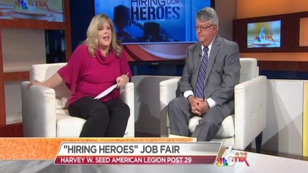 [MI] Hiring Our Heroes Job Fair