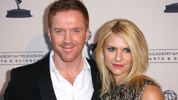 "[NBCAH] Claire Danes and Damian Lewis on Their ""Homeland"" Chemistry"