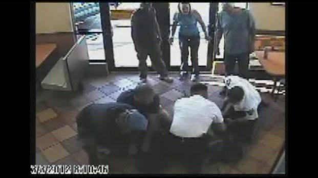 [MI] Homeless People Help Subdue Violent Suspect