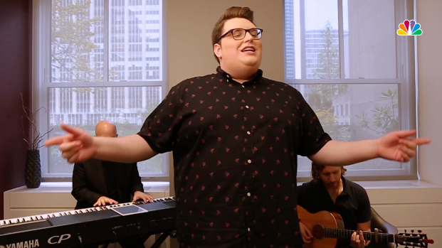 Jordan Smith Performs 'End in Love'
