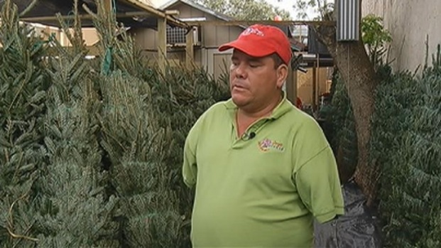 [MI] Disabled Man's Christmas Tree Sales Hampered by Construction on Red Road