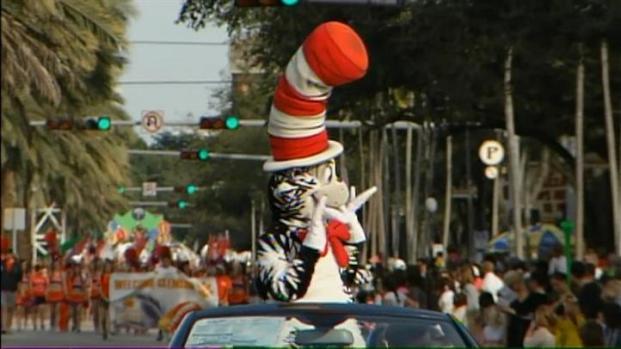 [MI] VIDEO: 2012 Junior Orange Bowl Parade