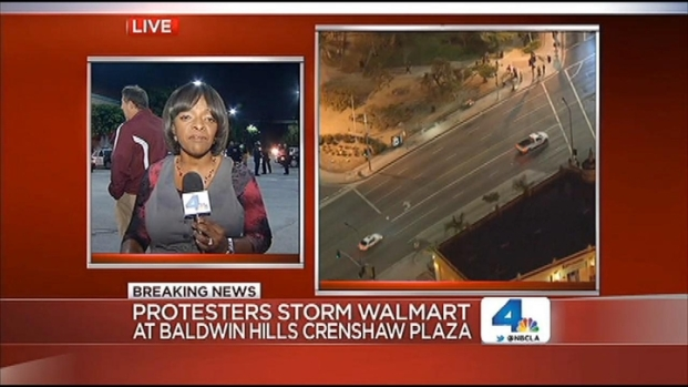 [LA] LA Police Declare Unlawful Assembly in Zimmerman Protests