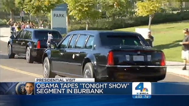 """[LA] Audience Members React to President's """"Tonight Show"""" Appearance"""