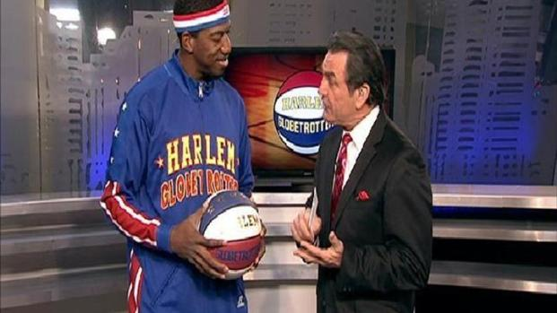 [DGO] The Harlem Globetrotters are in Town