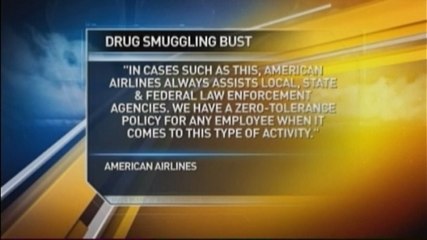 [MI] 2 Arrested at MIA in Drug-Smuggling Crackdown
