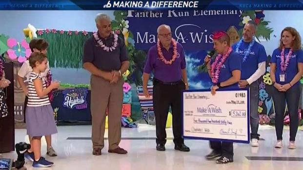 Local School Helps Young Girls Hawaii Dreams Come True