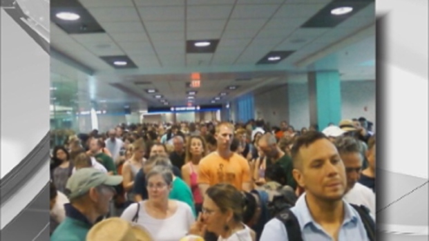 [MI] Long Customs Wait Times at Miami International Airport Led to Yelling, Chanting: Passenger