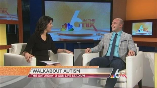 [MI] Michael Marino Talks Walkabout Autism
