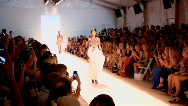 [MI] Mara Hoffman Channels Boho Travelers at Swim Week