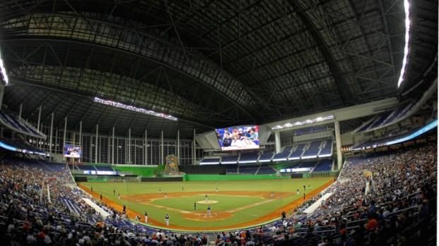 Miami Marlins Debut at New Ballpark