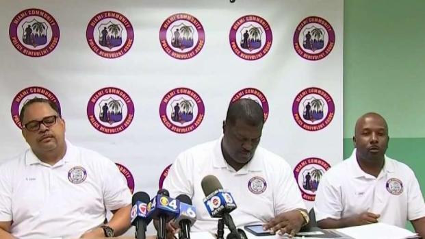 Miami Officers Hold News Conference Over Grievances With Department