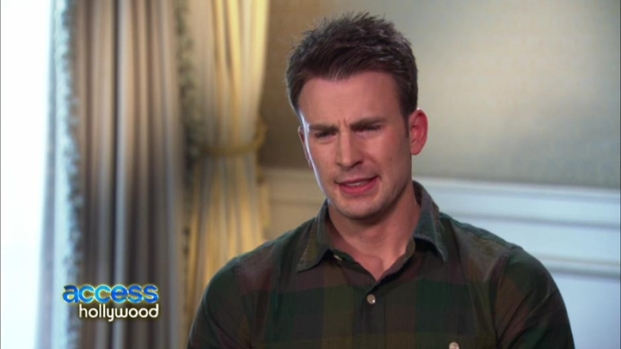 "[NBCAH] Chris Evans: ""The Avengers"" Is ""Going So Well"""