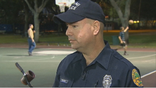 [MI] Miami Police Enforce Curfew for Kids Under 17