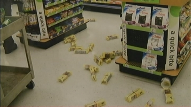 [MI] Trayvon Martin Protesters Ransacked North Miami Beach Walgreens