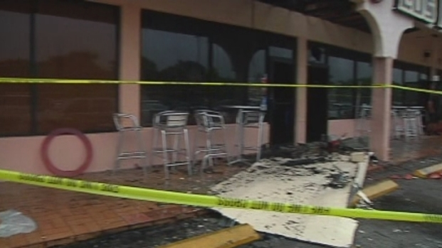 [MI] Colombian Hot Dog Restaurant Damaged From Fire