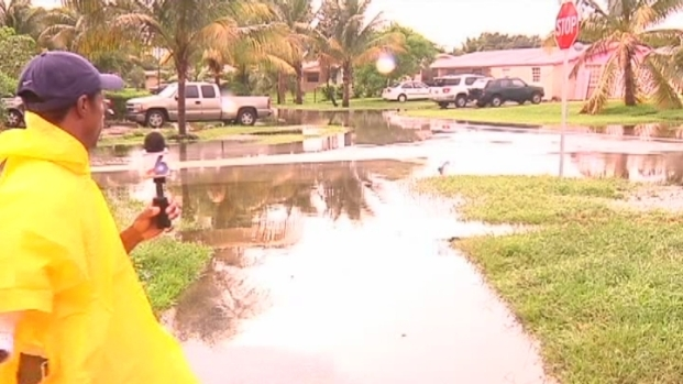 [MI] Lauderhill Resident Opened Storm Drain to Ease Isaac Flooding