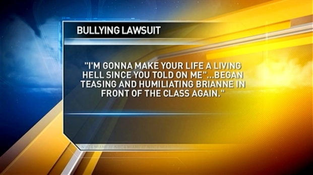 [MI] Broward School District Sued Over Alleged Bullying