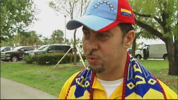 [MI] Peaceful March for Venezuela Disbanded After Thousands Show Up