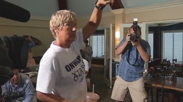 "[MI] Diana Nyad: ""I Believed in Dreaming Big"""