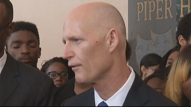 [MI] Governor Rick Scott Celebrates Teacher Raises with Five Stop Tour