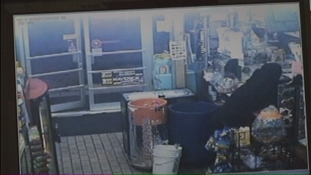 [MI] Cops Search For Ninja-Like Bandit Robbing Stores in South Florida