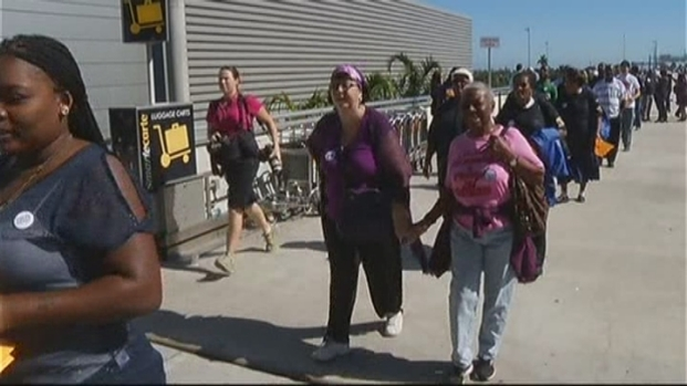[MI] Spirit Flight Attendants to Picket at Fort Lauderdale-Hollywood International Airport