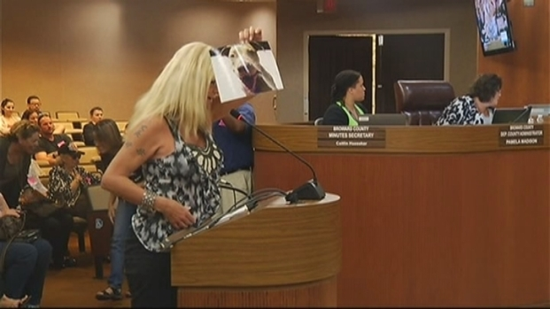 [MI] Commission Doesn't Vote on Proposed Broward Pit Bull Ban