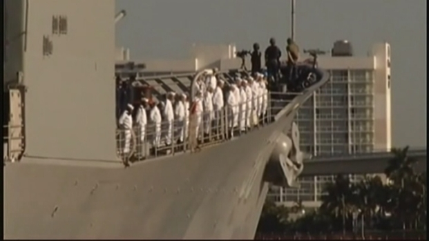 [MI] With Sequester, Expect a Smaller Port Everglades Fleet Week in 2013