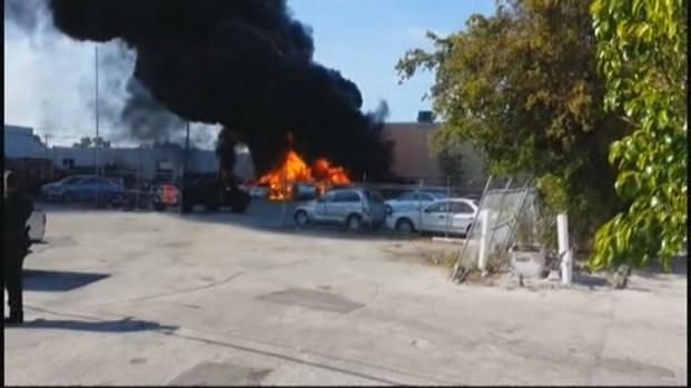 [MI] 3 Dead in Twin-Engine Plane Crash in Fort Lauderdale: Authorities
