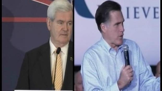[MI] Romney Confident on Florida Primary Day