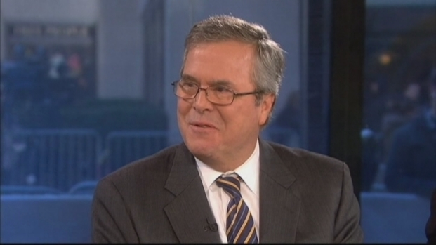[NATL-V-MI] Jeb Bush Talks About 2016