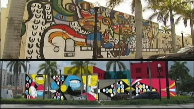 [MI] Giant Mural Cause for Controversy in Hollywood
