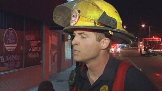[MI] Christmas Eve Fire Tears Through Storefront Church: Miami Fire-Rescue