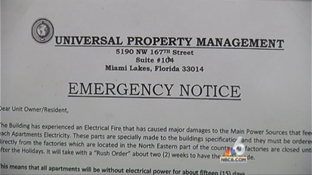 [MI] Residents at Island Shores Condos Told To Expect Extended Power Outage