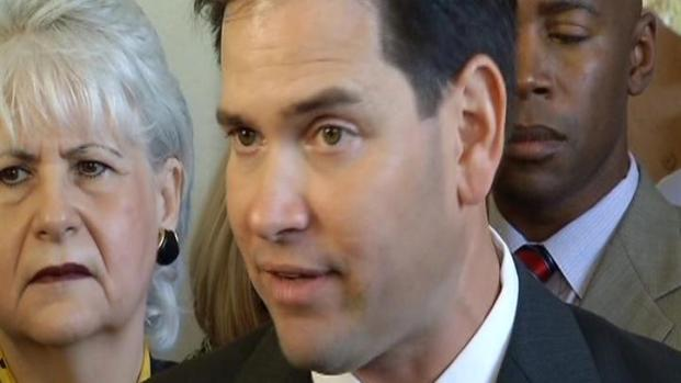 """[MI] """"I'm Not Going To Be the Vice President"""": Rubio"""