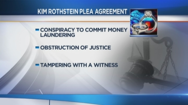 [MI] Kim Rothstein, Wife of Convicted Ponzi Schemer, Pleads Guilty in Jewelry-Hiding Conspiracy