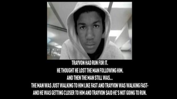 [MI] Trayvon Martin Family Attorney: Phone Call Contradicts Shooter's Claim