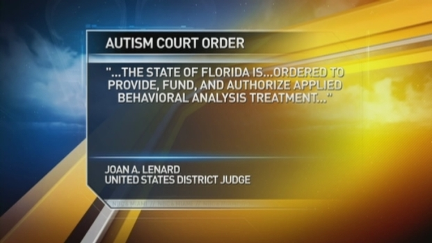 [MI] Court Ruling Opens Door to Therapy For Autistic Florida Children on Medicaid