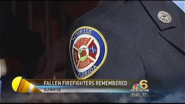 [MI] Panthers Honor Fallen Firefighters