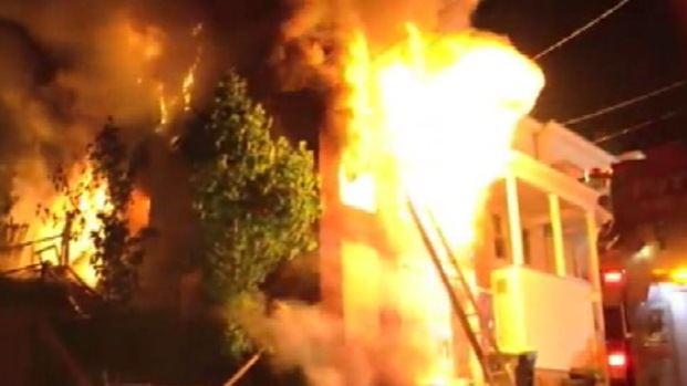[PHI] Father, Kids, Relative Die in House Fire
