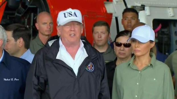 President Trump to travel to Florida to survey damage from Hurricane Irma