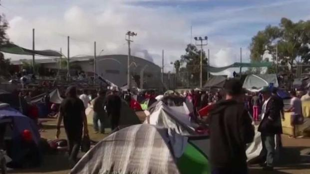Proposed Asylum Policy Change Prompts Protest