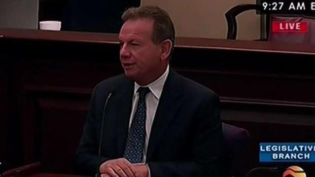 [MI] Scott Israel Testifies Before Senate Special Master