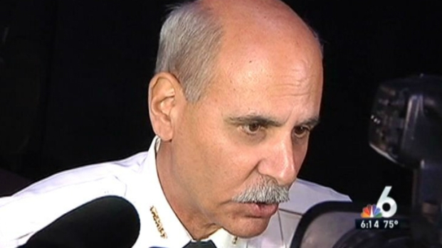 [MI] Broward Sheriff Honors Heroes, Says Goodbye